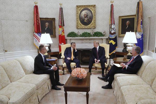 Orbán: Több területen megerősítettük a szövetségesi kapcsolatokat