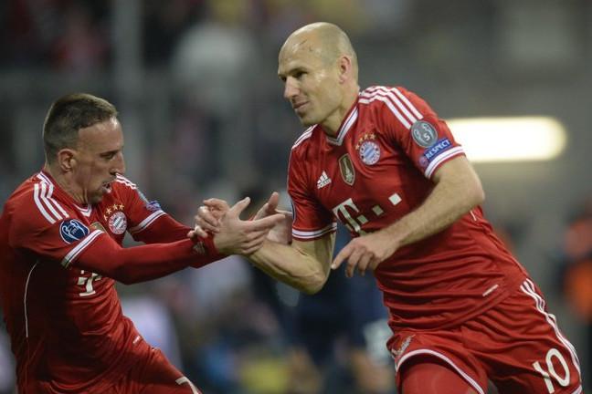 Ribéry és Robben is távozik a Bayern Münchentől