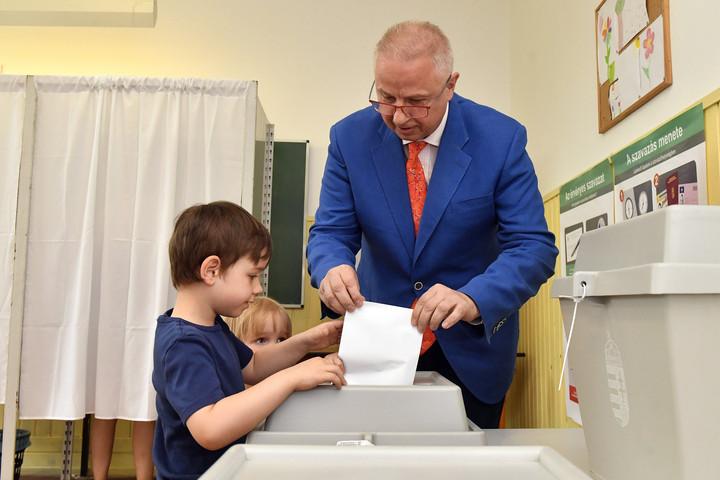 Trócsányi László optimista a részvételt és a várható eredményt illetően