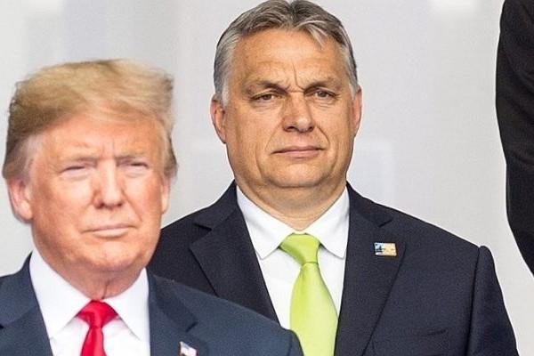 A Fehér Ház bejelentette Orbán Viktor és Donald Trump találkozóját
