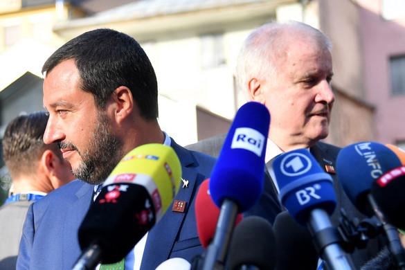 A német belügyminiszter nem hajlandó együttműködni Salvinivel