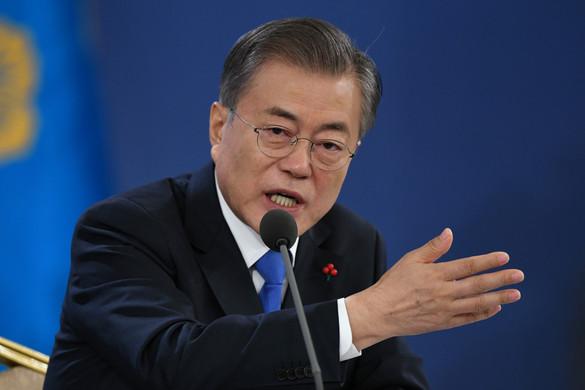 A dél-koreai elnökkel beszélt Orbán Viktor