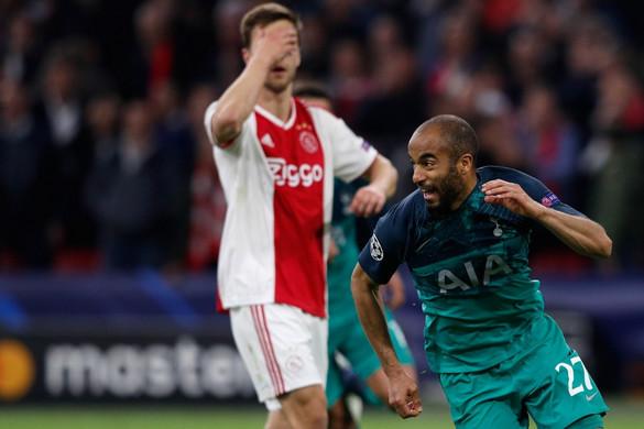 A 96. percben lőtt góllal először döntős a Tottenham