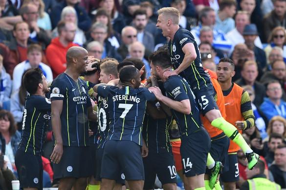 Hatodszor bajnok a Manchester City