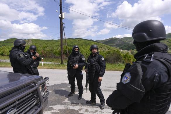 Lövöldözés volt Észak-Koszovóban, legalább ketten megsebesültek