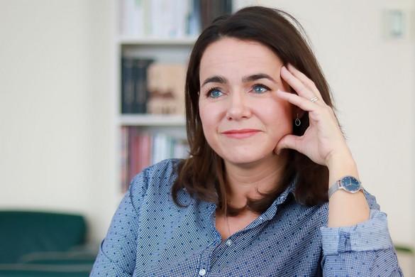 Novák Katalin: A koronavírus az ellenségünk, nem az Európai Unió