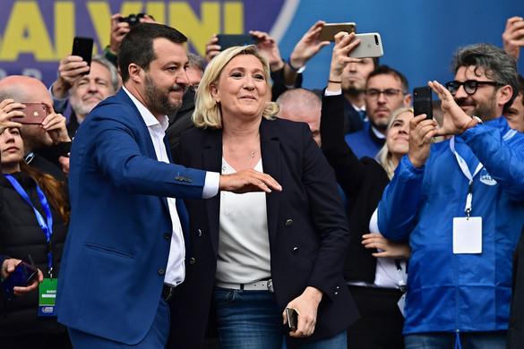 Matteo Salvini: Átformáljuk az Európai Uniót