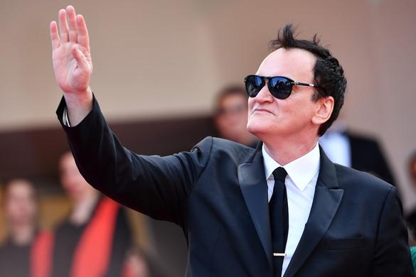 Lelkesen fogadták Tarantino új filmjét Cannes-ban