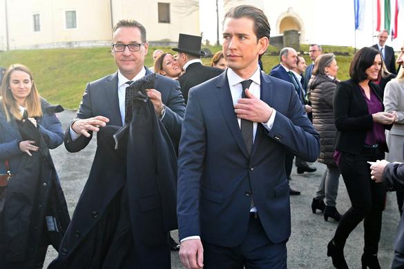 Vége az osztrák jobboldali kormánykoalíciónak