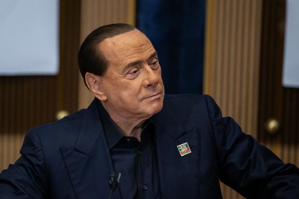 Koronavírusos lett Silvio Berlusconi