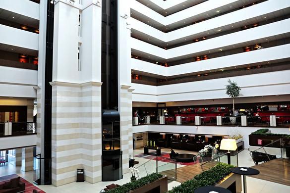 Budapesten nyílt a legtöbb hotel