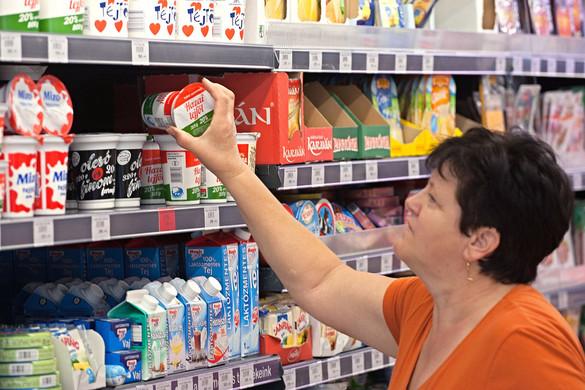 A magyar élelmiszeripar képes a lakosság folyamatos ellátására
