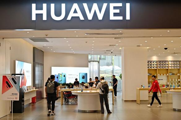 Csatabárdok a Huawei felett