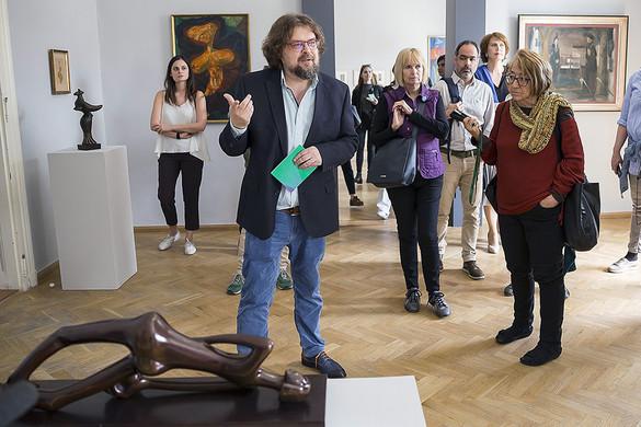 Hazai szürrealisták és kortársak az Art Capitalon