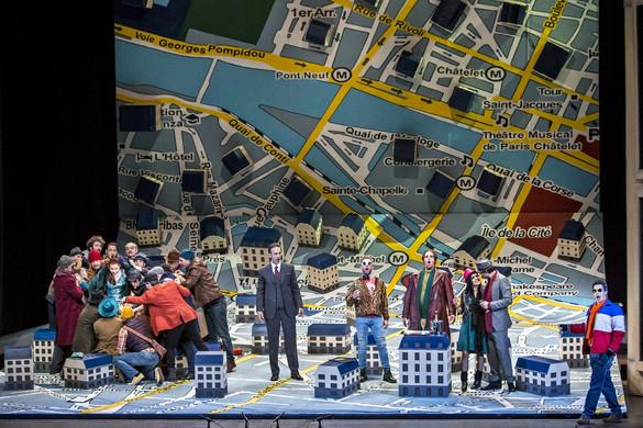 Puccini-összes a két operai játszóhelyen