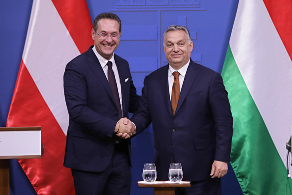 """""""Magyarország Ausztria határát is védi"""""""