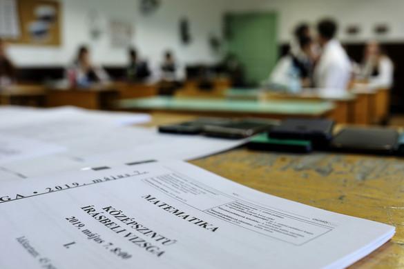 Maruzsa: Biztonságos lesz az érettségi lebonyolítása