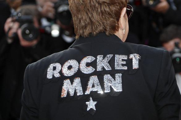 Bemutatták a Rocketman című filmet