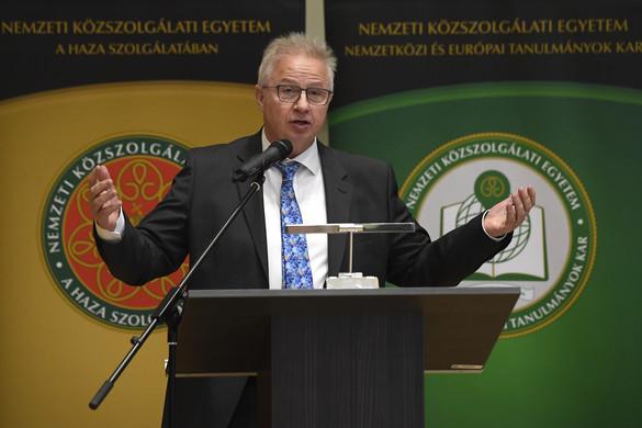 Trócsányi László: Az EU-nak tiszteletben kell tartania a nemzeti szuverenitást