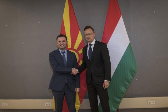 """""""Magyarország elkötelezett támogatója az EU nyugat-balkáni bővítésének"""""""