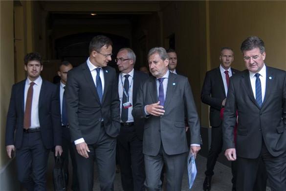 """""""Az eurázsiai szabadkereskedelmi térség létrehozása Magyarország és Európa érdeke is"""""""