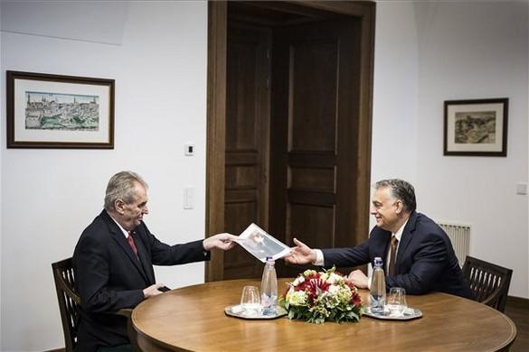 A visegrádi országok együttműködése közös érdek