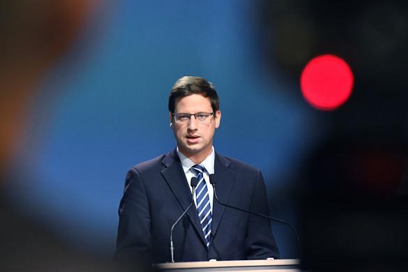 Gulyás Gergely: EP-választásnak korábban soha nem volt még ilyen nagy tétje