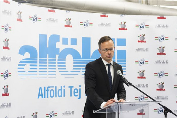Szijjártó: Debrecen a beruházási bajnok