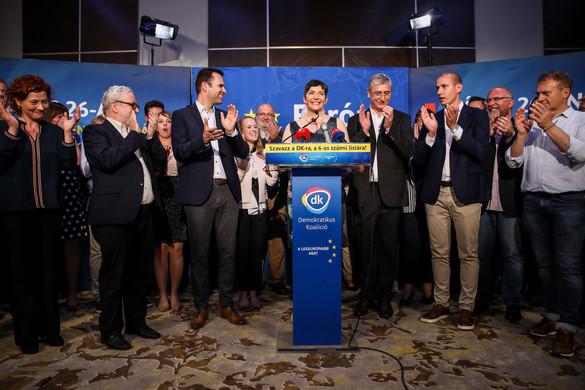 Az Állami Számvevőszék ismét helyretette a Demokratikus Koalíciót