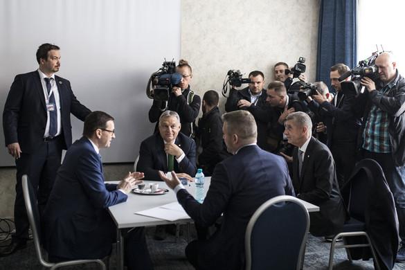 Informális találkozón vettek részt Nagyszebenben az állam- és kormányfők