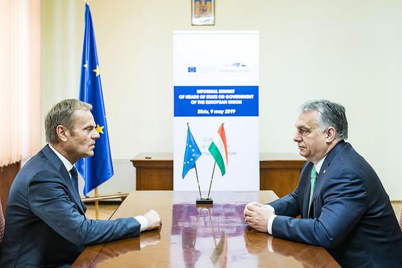 Orbán Viktor: Európát meg kell védeni