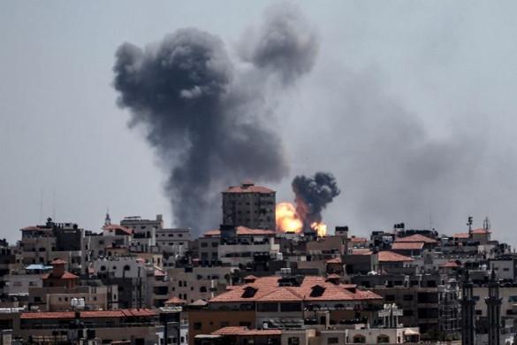 Ismét feszült a helyzet a Gázai övezetben