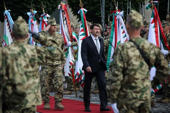 Áder: Magyarország legyen erős, független és szabad!