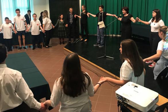 Diákok mérték össze tudásukat a hungarikumokról