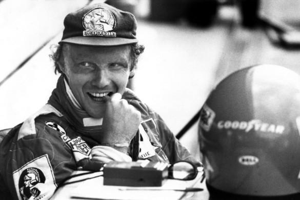 Bálvány, harcos, legenda - Így emlékszik a világ Niki Laudára