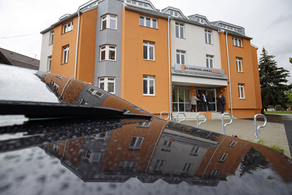 Kormányzati támogatással épült munkásszálló Zalaegerszegen és Szentgotthárdon