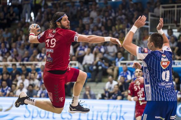 Döntetlent játszott Szegeden, de így is bajnok a Veszprém