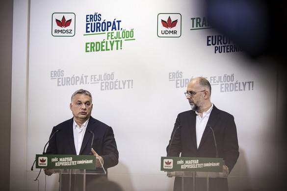 Kelemen Hunor szerint nem bírálni kell Orbán Viktort, hanem lemásolni, amit tesz