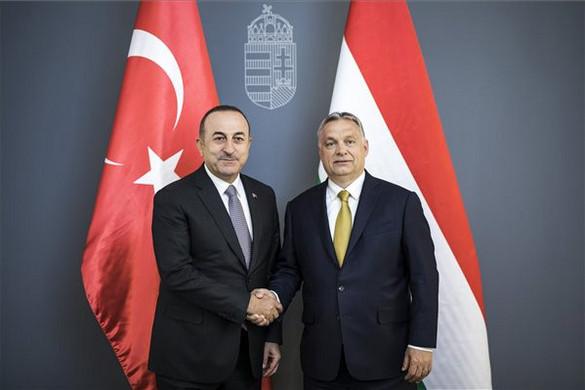 """""""Törökország kulcsfontosságú ország a migráció és a határvédelem terén"""""""