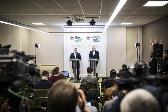 Orbán: Szavazzanak a romániai magyarok az RMDSZ listájára!