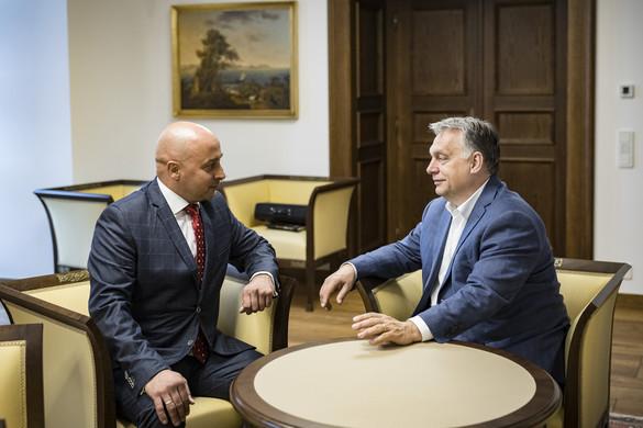 Orbán Viktor: Közös európai törekvéseinket támogatja, aki a felvidéki MKP-ra szavaz