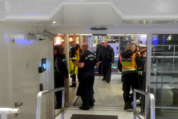 A meggyanúsított hajóskapitány letartóztatását indítványozta az ügyészség