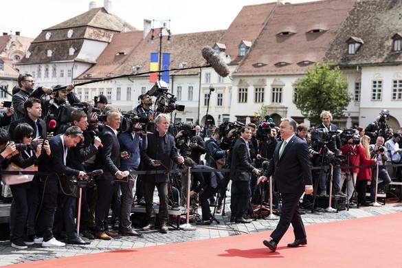 Orbán Viktor: A legfontosabb, hogy bevándorlásellenes vezetőket válasszunk