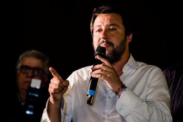 Salvini: A szabad Európa és egy iszlamista állam között kell választanunk