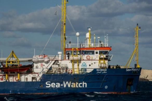 Őrizetbe vette a Sea-Watch 3 kapitányát az olasz rendőrség