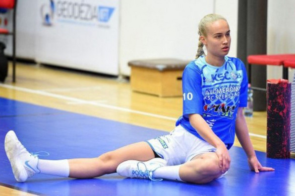 Leukémiát diagnosztizáltak Gereben Lívia válogatott kosárlabdázónál