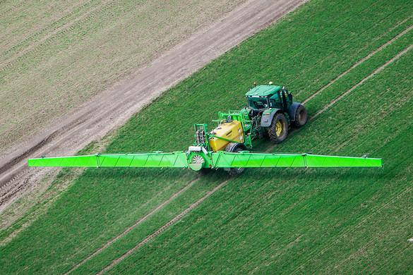 A mezőgazdasági termelés az elmúlt években látványosan emelkedett