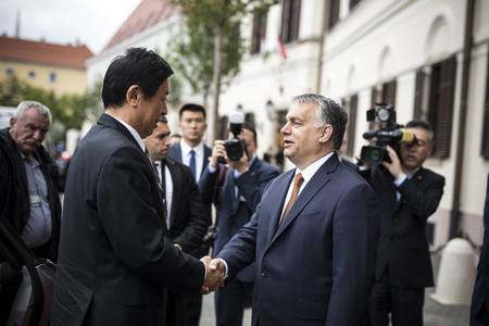 Orbán Viktor: Nagyra értékeljük Kína erőfeszítéseit a nemzetközi politikában