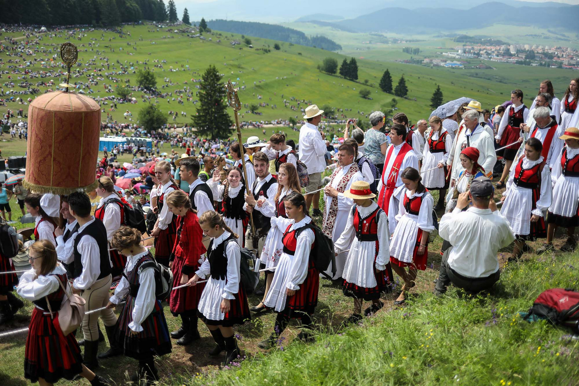 A csíksomlyói búcsúval is bővült a Hungarikumok Gyűjteménye