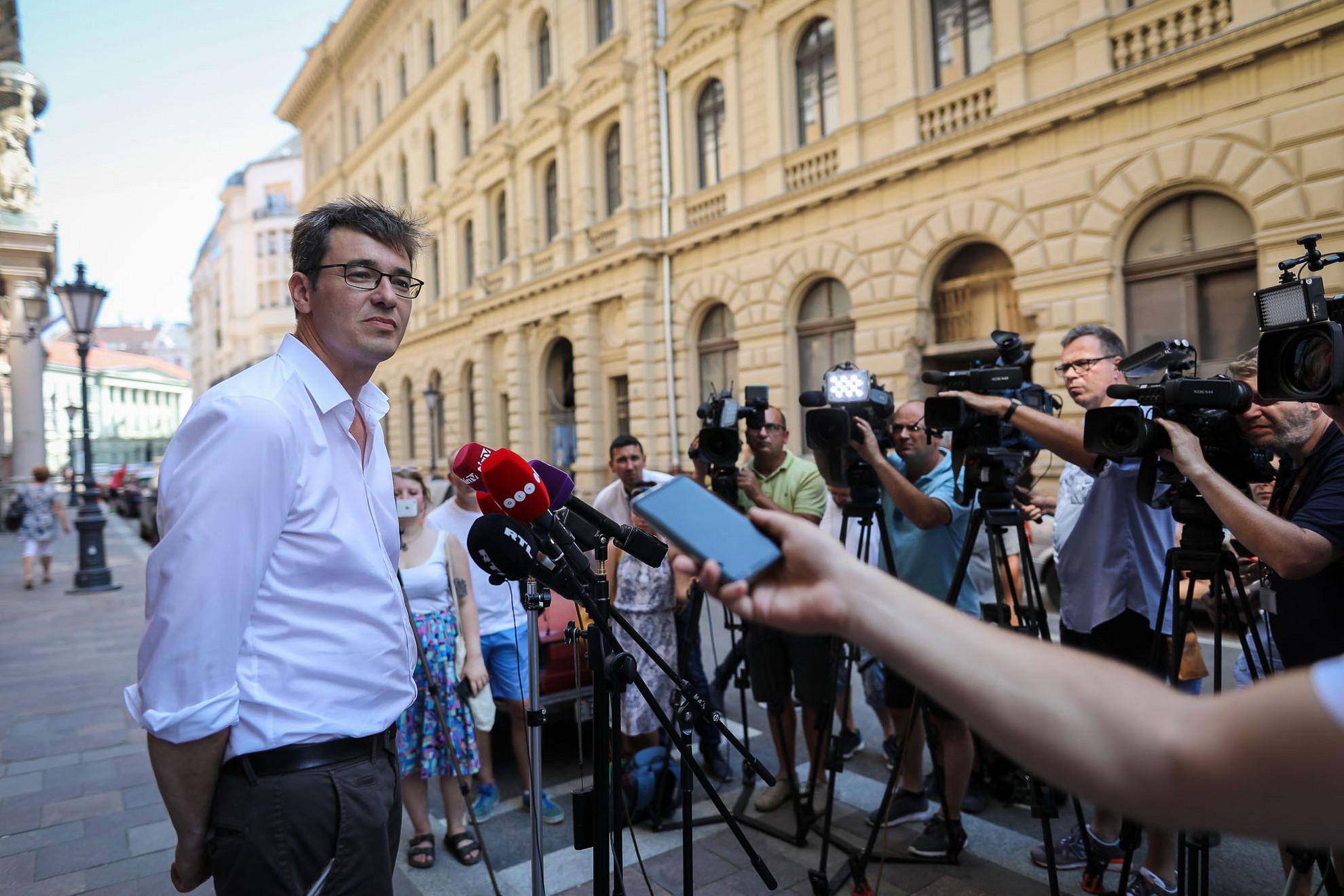 A DK-tól azt várják a budapestiek, hogy betartsa a megállapodást - mondta Karácsony Gergely